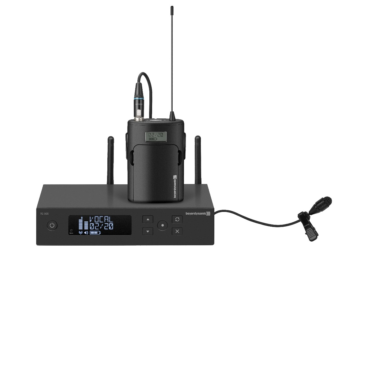 Wireless headset microphone set - beyerdynamic TG 534